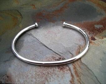 Cuff Bracelet Sterling Silver RF106