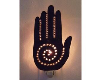 Spiral Hand/Healing Hand