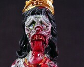Zombie princess comes back for her love     FIGURINE   OOak