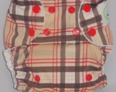 Mad for Plaid PUL Pocket Diapers SALE