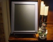 "Chalkboard, ""Stormy Night"" Color Frame (13 1/2 x 16 1/2 inches)"