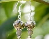 Lampwork Earings