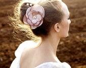 Buy 1 Get 1 SALE -Soft flower hair comb