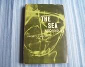 Vintage Rachel Carson The Sea Around Us