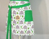 Simple Tree Apron