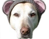 crochet pattern - bear pet costume large