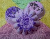 Lavender Fizzion Fizzy Tabs