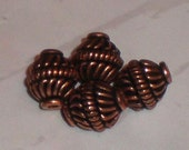 Antique Copper Beads