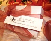 Elegant Wedding Favors for that Very Special Day.  Taste of New Orleans!  Best in Quality and Taste!  DeliciousPralines by Rosalyn