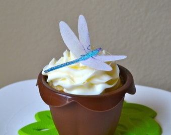 Wedding Cake Topper The Original EDIBLE DRAGONFLIES - Cake & Cupcake toppers - Food Accessories