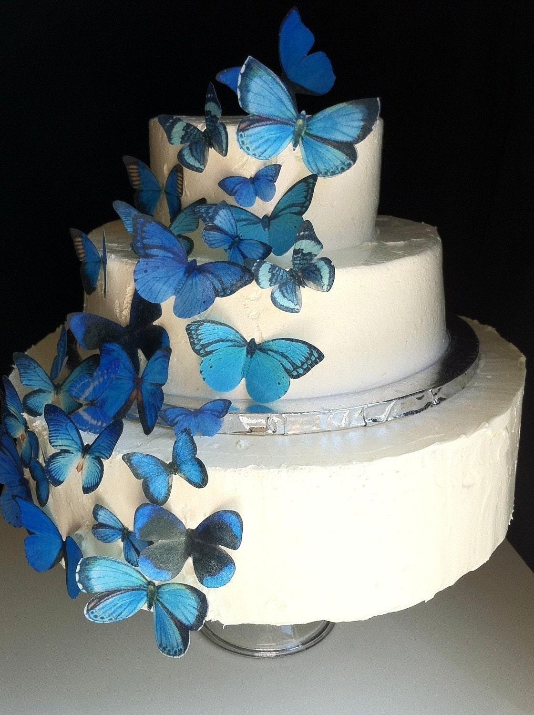 Wedding Cake Topper The Original EDIBLE BUTTERFLIES