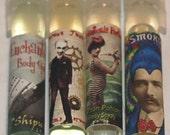 Just for Men Fragrance Samples - 10 Artisan Fragrance Oils for Men - you pick the scents