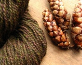 Ancient Fern, Peace Fleece, Worsted Weight  200 yards