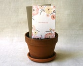 Plantable Mother's Day Card - Ranunculus