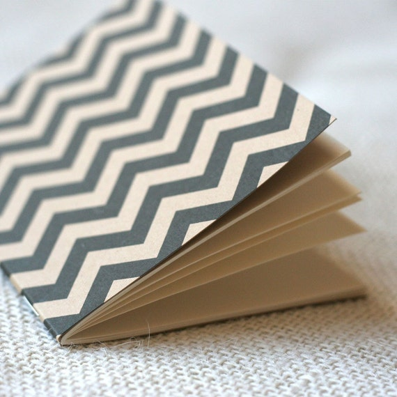 Jotter - Chevron Stripe