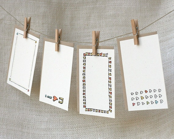 75% Off, Note Card Set - Love Notes