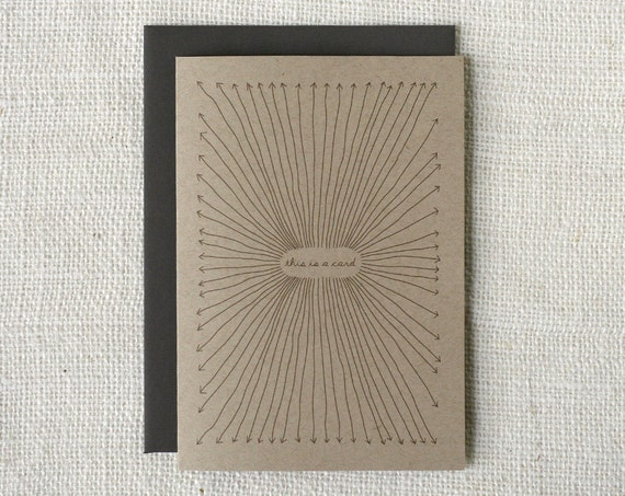 Any Occasion Card - This is A Card