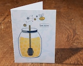 Honey Love Letterpress
