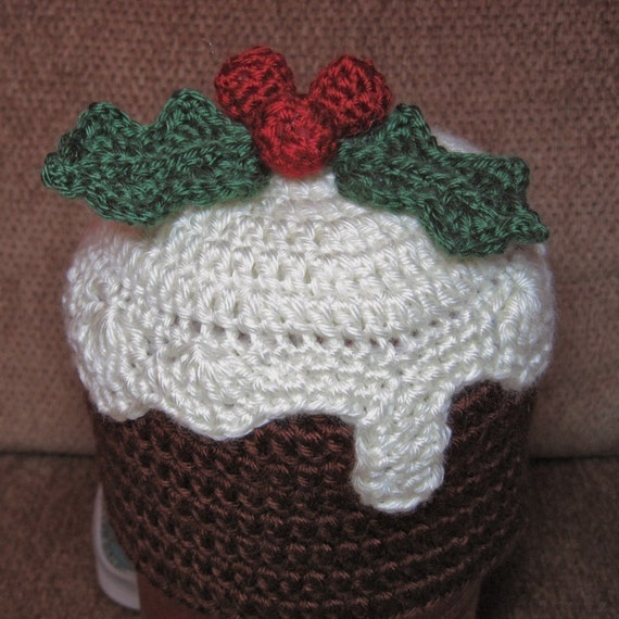Christmas Monster Recipes Free Baby Christmas Pudding Hat Knitting
