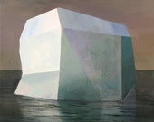 Faceted Iceberg-Original