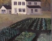 Crops-Original Painting-