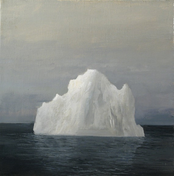 Antique Iceberg No. 4