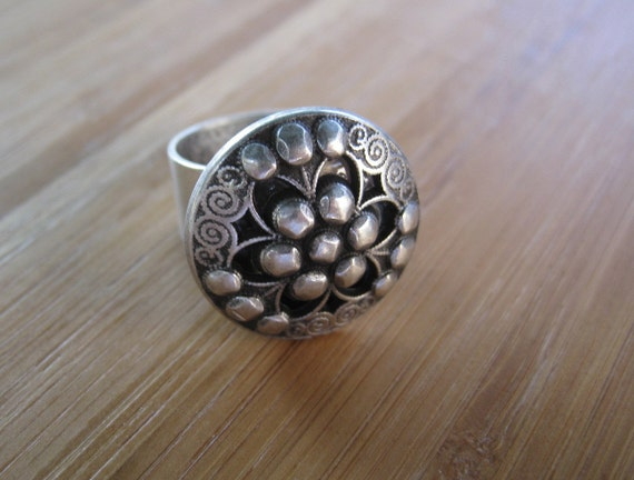 Freedom Silver Ring