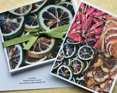 Au Marche Set of 5 Mix and Match Frameable Photo Notecards FREE SHIPPING