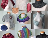 5 PDF Patterns for the price of 4