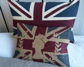 Jubilee flag a festival cushion and covers offer.