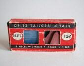 Vintage Dritz Tailor Chalk