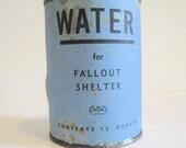 Vintage Water