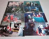 8 DC Wax Museum Postcards