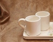 A bit of Green Tea / JAPAN EARTHQUAKE RELIEF / Contemporary Functional Ceramics for Your Home