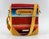 SALE - Sarape Messenger Bag