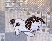 Poky Puppy Baby Quilt Personalized