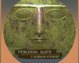 PERUVIAN SUITE CD