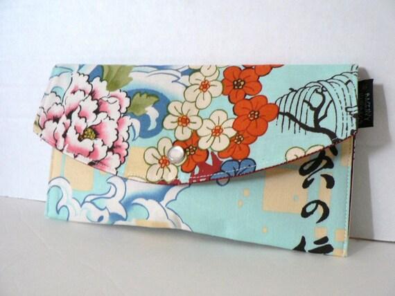 KOTO - Full Size Clutch Wallet