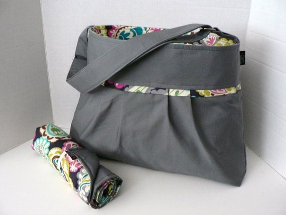 monterey bag diaper bag set medium roco paisley and by bagenvy. Black Bedroom Furniture Sets. Home Design Ideas