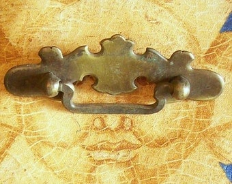 Vintage Chippendale Style Drawer Pull