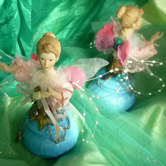 Doll Art Assemblage Mixed Media Art piece by mystic2awesome