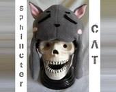 Sphincter-Cat Fleece Hat