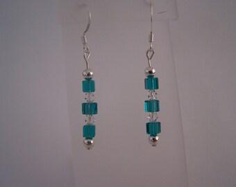 Blue Bliss Earrings