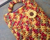 Bright Sunflowers Tablet or E-reader Sweater