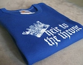 Heir to the Throne - Royal Blue