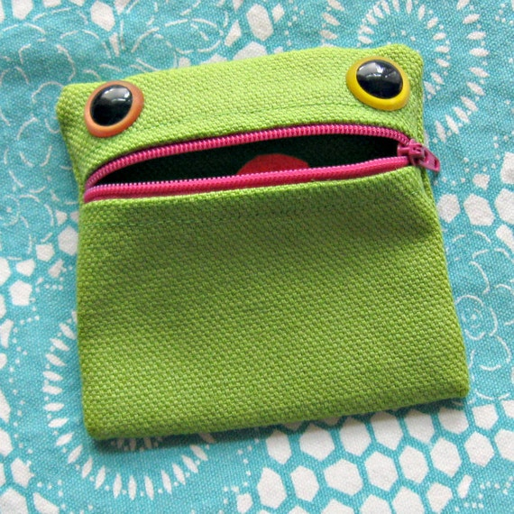 Coin Purse Monster
