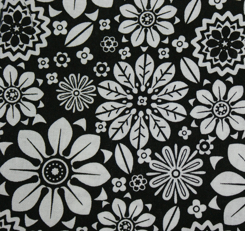 Black Flower Pattern | www.pixshark.com - Images Galleries ...
