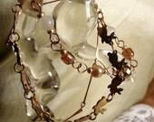 The Bunny Hop. OOAK Bracelet. RESERVED FOR JSTRIKE.
