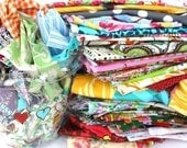 Fabric Scrap Pack -- LARGE (2 yards by weight)