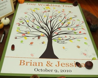 Our Wedding Tree - Design